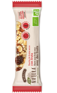 Borges Eco Natura Nut Bars with Fruit - barritas de fruta