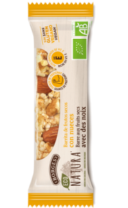EEco Natura Nut Bars with Walnuts - barritas de nueces